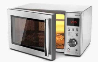 microwave-oven review