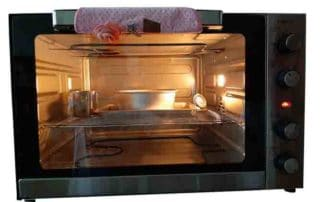 Over Range Convection Microwave